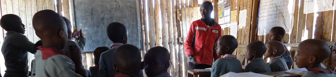 World Teachers Day: Day in the Life of a Kenyan Primary Teacher
