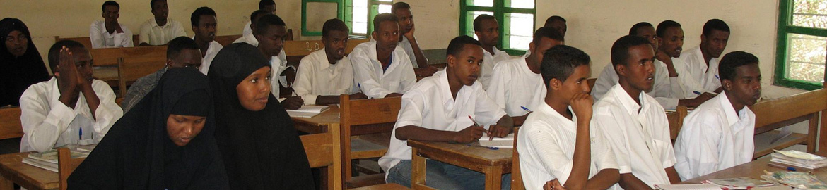 Record number of Students sitting exams in Somalia