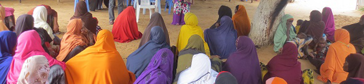 How Somali Mothers have benefited from adult education – Amina's Story