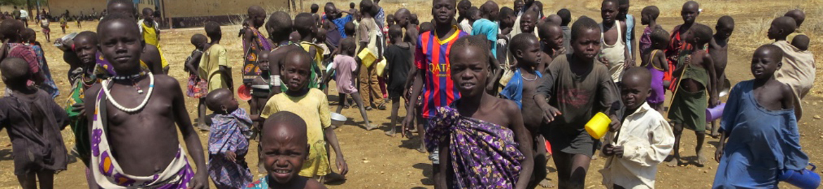 Update on South Sudan Conflict and Famine from Jackson Okello