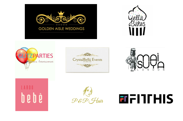 logos for wedding show
