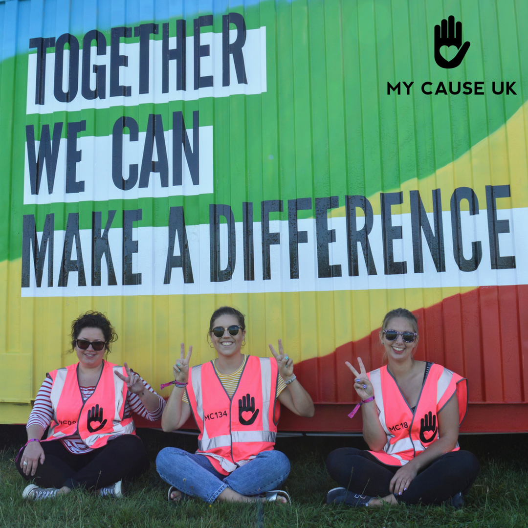 Become a festival volunteer and make amazing things happen