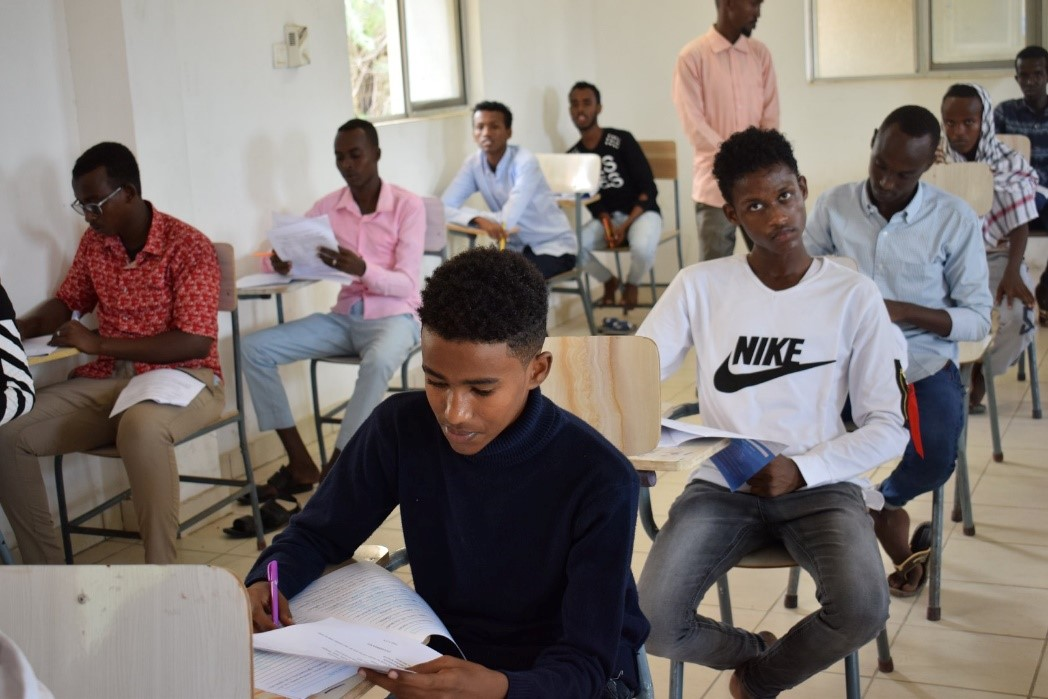 Somalia National Examinations register record enrolment