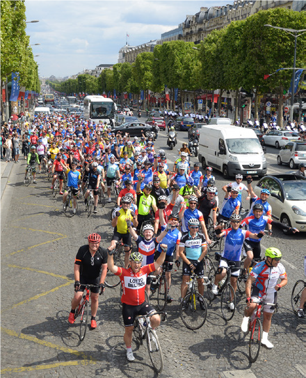 London to Paris Bike Ride 2020